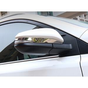 Накладки на зеркала заднего вида Toyota Rav4 (4 тип)