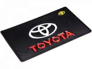 Нано-коврик с логотипом Toyota