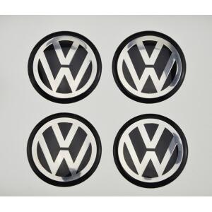 Наклейки на заглушки литых дисков Volkswagen