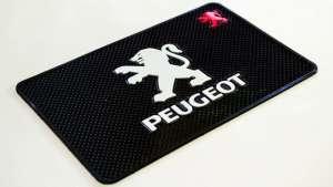 Нано-коврик с логотипом Peugeot
