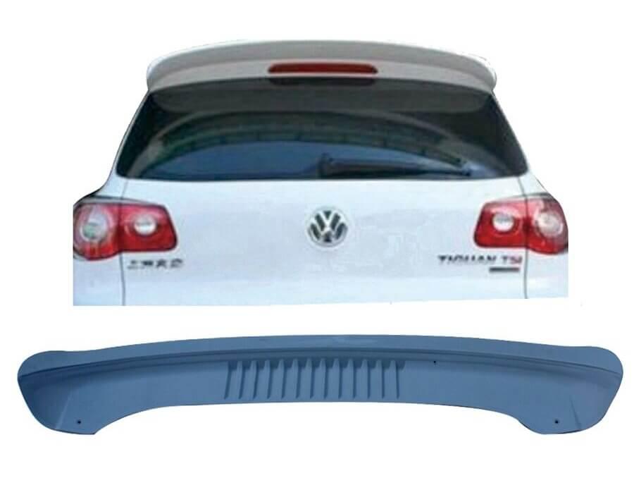 Спойлер на Volkswagen Tiguan (2007-2010)