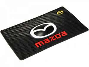 Нано-коврик с логотипом Mazda