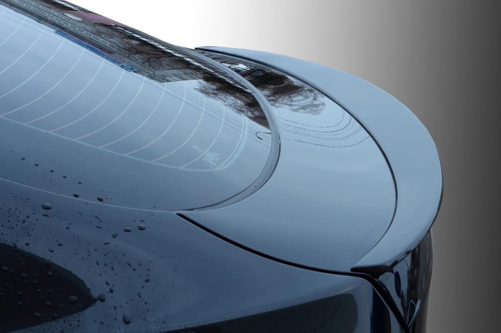 Спойлер на BMW X6 Е71/Е72