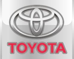 Брызговики для Toyota