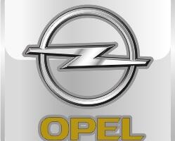 Коврики в салон Opel