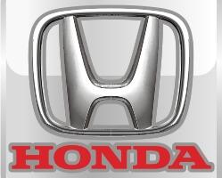 Коврики в салон Honda