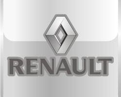 Тюнингованные решетки радиатора Renault