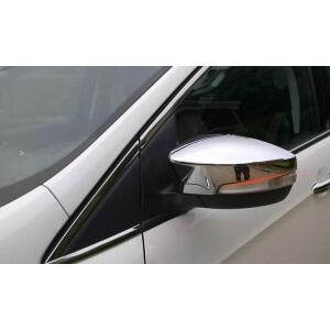 Накладки на зеркала заднего вида Ford Kuga (2 тип)