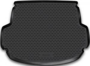 Коврик в багажник Hyundai Santa Fe 2012 – 2018 (резиновый)