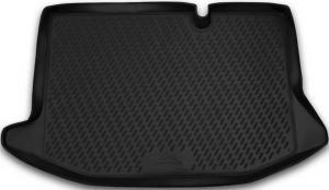 Коврик в багажник FORD Fiesta 2008-2011, хб. (полиуретан)