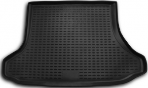 Коврик в багажник CHERY Tiggo  2013->, кросс., (полиуретан)