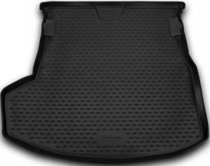 Коврик в багажник TOYOTA Corolla, 2013-> сед. (полиуретан)