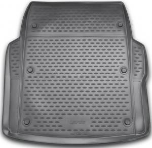 Коврик в багажник BMW 3 (F30), 2012-> сед. (полиуретан)