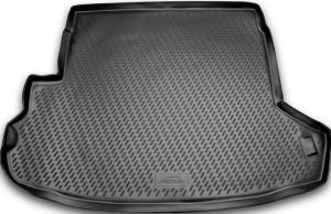 Коврик в багажник HYUNDAI Elantra 2001-2006, сед. (полиуретан)