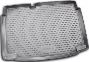 Коврик в багажник Volkswagen Polo 5, хэтчбек (полиуретан)