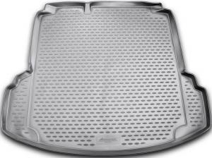 Коврик в багажник VW Jetta 2010 – 2018, седан (резиновый)