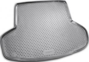 Коврик в багажник TOYOTA Avensis 5D 01/2009->, ун. ( полиуретан)