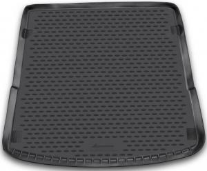Коврик в багажник AUDI Q7 2006->, кросс. (полиуретан)