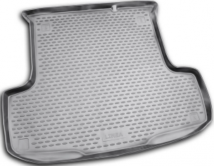 Коврик в багажник FIAT Linea 2007->, сед. (полиуретан)
