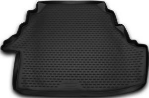 Коврик в багажник TOYOTA Camry 07/2006-12/2011, сед., 3.5 l (полиуретан)