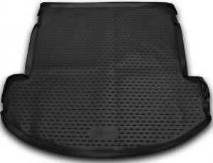 Коврик в багажник HYUNDAI Grand Santa Fe, 2013-> внед., длин. (полиуретан)