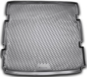 Коврик в багажник CHEVROLET Orlando, 2011-> мв. длин. (полиуретан)