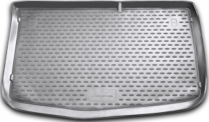 Коврик в багажник HYUNDAI i20, 2008->, хб. (полиуретан)