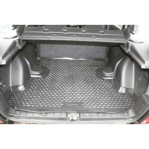 Коврик в багажник ВАЗ 2131 Lada 4x4 5D 10/2009->кросс. (пластик)
