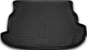Коврик в багажник SSANG YONG New Actyon, 2010-> кросс. (полиуретан)