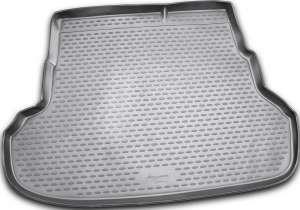 Коврик в багажник Kia Rio 2011 – 2017, седан (резиновый)