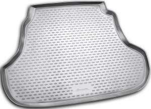 Коврик в багажник CHERY A13, 2010-> хб. (полиуретан)