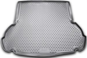Коврик в багажник HYUNDAI Elantra MD, 2011-> сед. (полиуретан)