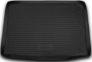 Коврик в багажник MERCEDES-BENZ B-Class W246, 2011->, хб.  (полиуретан)