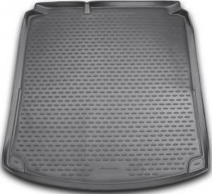 Коврик в багажник Volkswagen Jetta 2010 – 2018 (резиновый)