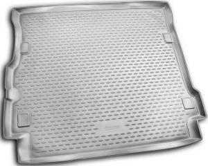 Коврик в багажник Land Rover Discovery 4 (полиуретан)