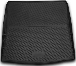 Коврик в багажник Mazda 3 BM, седан (полиуретан)