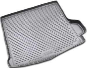Коврик в багажник HYUNDAI ix 55 2007->, длинный, кросс. (полиуретан)