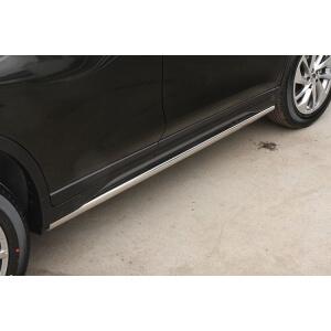 Пороги труба Nissan X-Trail T32