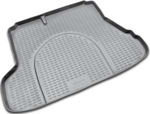Коврик в багажник KIA Cerato 2004-2009, сед. (полиуретан)