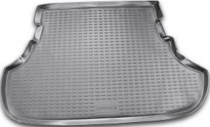 Коврик в багажник MITSUBISHI Lancer X 03/2010->, сед. (полиуретан)