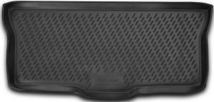 Коврик в багажник CITROEN C1 2010-> хб. (полиуретан)