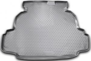 Коврик в багажник GEELY Emgrand EC7 RV, седан (полиуретан)