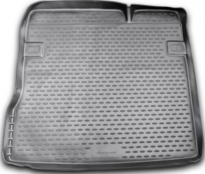 Коврик в багажник RENAULT Duster 2WD, 2011-2015, 2015-> кросс. (полиуретан)
