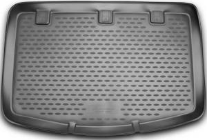 Коврик в багажник Kia Rio 3 Хэтчбек (сборка Словакия) (полиуретан)