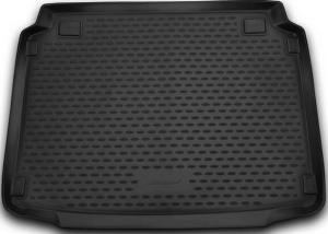 Коврик в багажник PEUGEOT 308, 2014->, хб., 1 шт. (полиуретан)