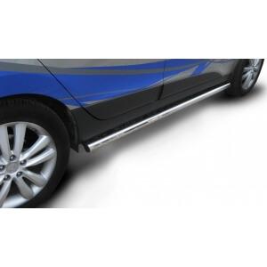 Пороги труба Hyundai ix35 2010 – 2015