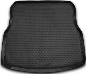Коврик в багажник NISSAN Almera , 2012->, сед. (полиуретан)
