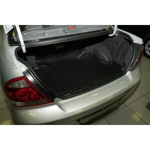 Коврик в багажник NISSAN Almera Classic 2006->, сед. (полиуретан)