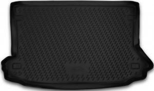 Коврик в багажник FORD Ecosport, 2014->, кросс., 1 шт. (полиуретан)