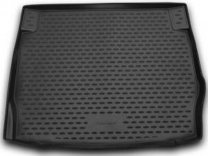 Коврик в багажник BMW 1-er (f20), 2011->, хб. (полиуретан)